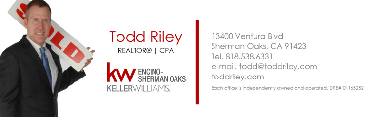 Todd Riley Sherman Oaks Area Specialist